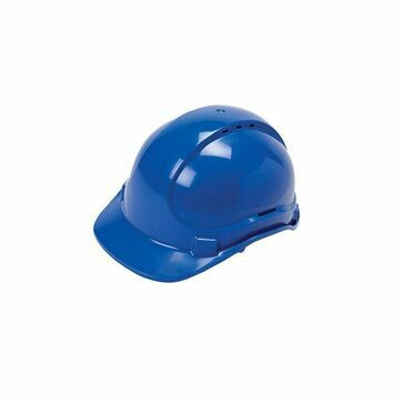 CMS Blue Safety Helmet