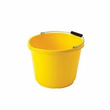 CMS Yellow Long Life Bucket