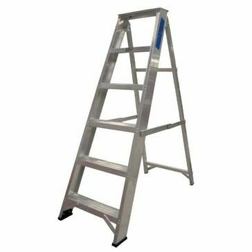 Lyte EN131 - 2 Professional Swingback Step Ladder
