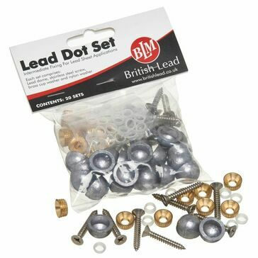 BLM Lead Dot Set 4 Part Set Box of 5 Packs