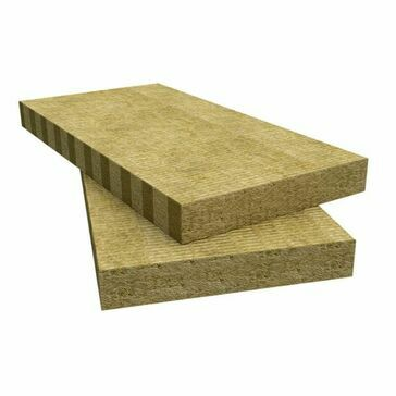 Rockwool 5.76 m2 Flexi Slab Insulation - 70mm (Pack of 16)