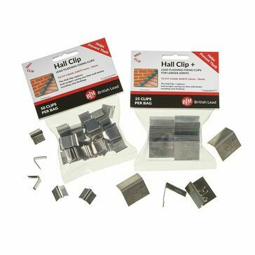 BLM Standard Hall Clips Pack of 50 Clips, Box of 10 Packs