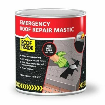 RoofTrade Emergency Roof Repair Mastic (1 Litre)
