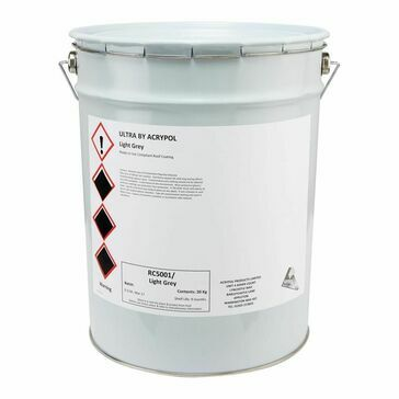 Acrypol Ultra Whole Roof Long Term Waterproof Roof Coating (20kg)