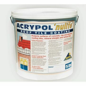 Acrypol Nulife Roof Tile Coating (5L)