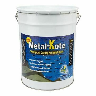 Acrypol Metal-Kote Waterproof Roof Coating Goosewing Grey (20 litre)