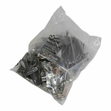 Redland Slate 10 Clip & Nail (Pack of 100 of each)