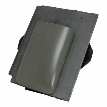 Redland Mini Stonewold 8.8K Thruvent Concrete Tile