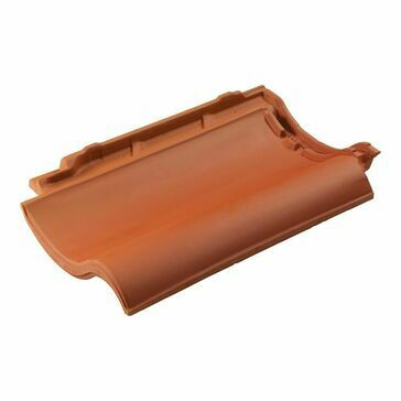 Redland Cathedral Clay Pantile - Pack of 6
