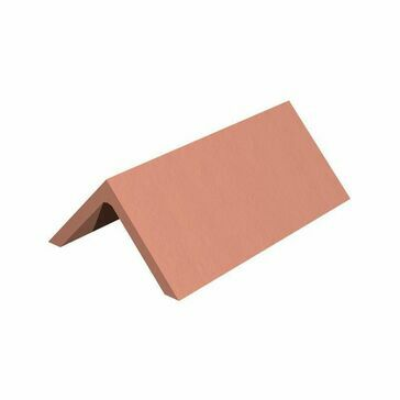 Marley Clay 450mm Plain Angle Ridge