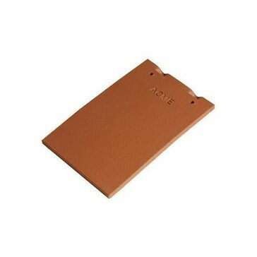 Marley Acme Single Camber Clay Plain Roof Tile - Pack of 12
