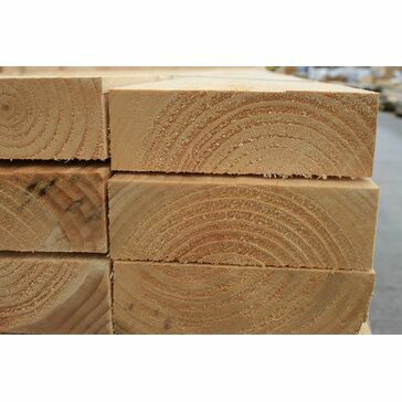 Sawn Carcassing Tanalised FSC 4.8m Length