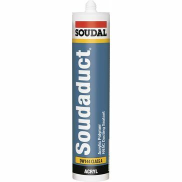 Soudal Soudaduct Ducting Sealant (300ml) - Box of 24 (114411)