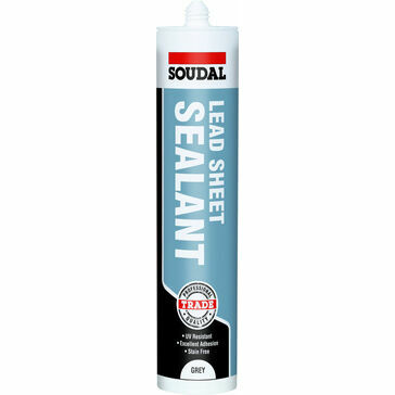 Soudal Lead Sheet Sealant - Box of 12 (116726)