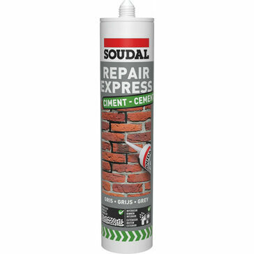 Soudal Repair Express Cement (Beige) - Box of 6