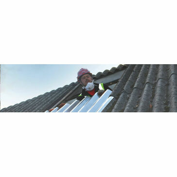 Filon Fixsafe Double Six M Class 1 Translucent Roofing Sheet - 2440mm