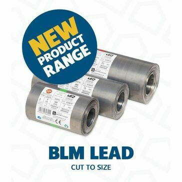BLM Cut To Size Lead Flashing - Supplied To Order