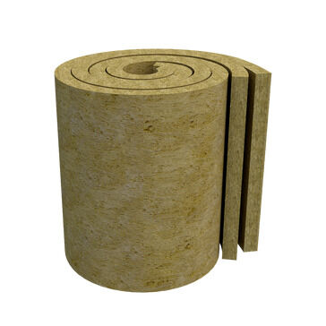 Rockwool (Twin) Insulation Roll - 100mm