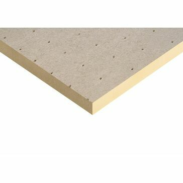 Kingspan Thermaroof TR27 Roof Insulation Board - 1200mm x 1200mm x 100mm (4 Sheets)