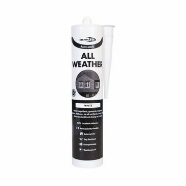 Bond It Rain-Mate All Weather Sealant EU3 (White) - Box of 12