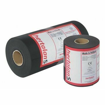 Hertalan EPDM 1mm Rubber Roofing Membrane (20m x 400mm)