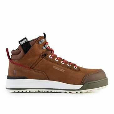 Scruffs Switchback Safety Boot (Brown)