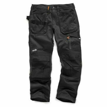 Scruffs 3D Trade Work Trousers (Graphite)