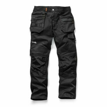 Scruffs Trade Flex Trousers - Black