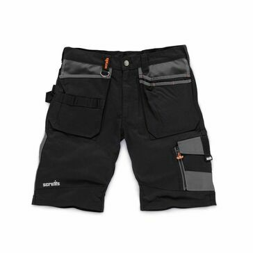 Scruffs Trade Shorts (Black)