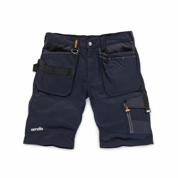 Scruffs Trade Shorts - Ink Blue