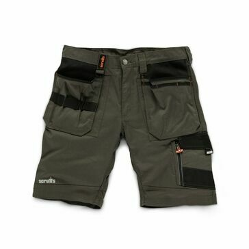 Scruffs Trade Shorts (Slate)