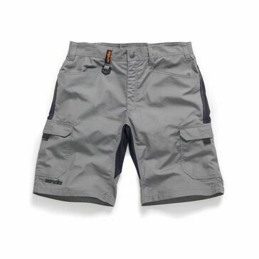 Scruffs Trade Flex Shorts - Graphite