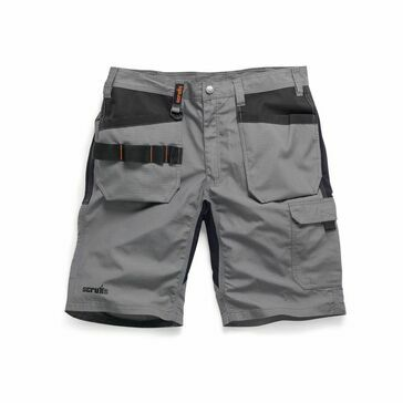 Scruffs Trade Flex Holster Shorts (Graphite)