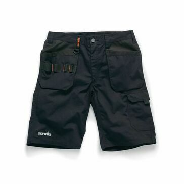 Scruffs Trade Flex Holster Shorts - Black