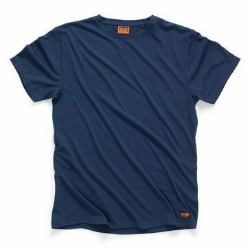 Scruffs Worker T-Shirt (Navy)