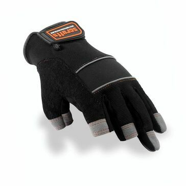 Scruffs Max Performance Precision Gloves - Size 10 (Black/Grey)