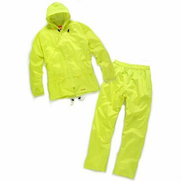 Scruffs Waterproof Rainsuit (Yellow)