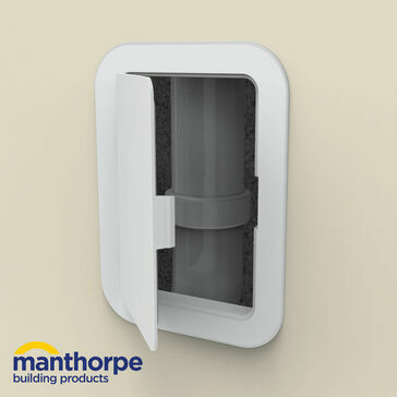 Manthorpe GL50 Access Panel - 100 x 150mm - Pack of 20