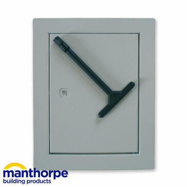 Manthorpe GL150F Fire Rated Access Panel - 150 x 200mm