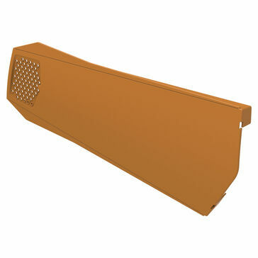 Ambidextrous Verge Units-Terracotta - Pack of 50