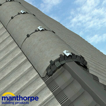 Manthorpe GDRR Roll-Out Dry Fix Ridge - 6m