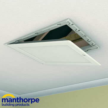 Manthorpe GL250 Insulated Loft Hatch - Pack of 10