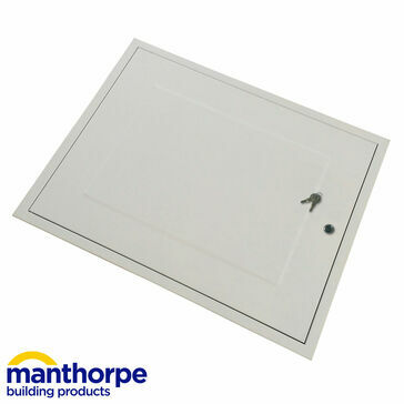 Manthrope GL280F-GL281F Insulated Fire Rated Loft Hatch - 749mm x 584mm