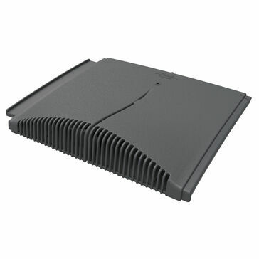 Manthorpe GTV-IP Interlocking Plain Tile Vent - Slate Grey