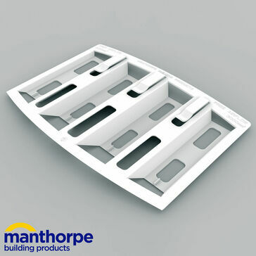 Manthorpe G630 Felt Lap Vent - Pack of 50