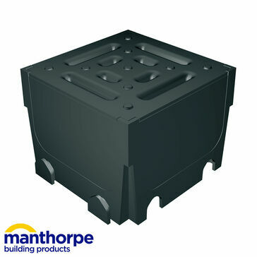 Manthorpe GPD-JU-12 SmartDrain Junction Unit - Pack of 12