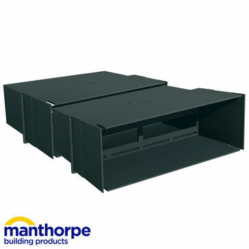 Manthorpe G935 Airbrick Cavity Sleeve - Pack of 10