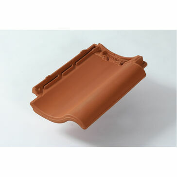HOLLANDER CLAY PAN TILE Terracotta (Pack of 6)