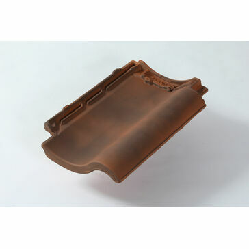 HOLLANDER CLAY PAN TILE Brindle (Pack of 24)