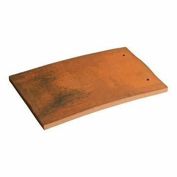 Ashdowne Handcrafted Clay Eave Tile (15)